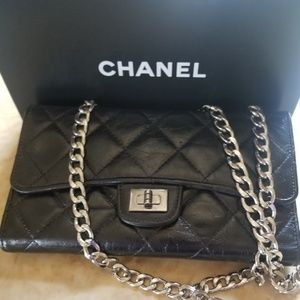 Authentic Chanel malletesse
